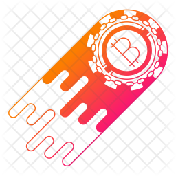 Bitcoin speed Icon