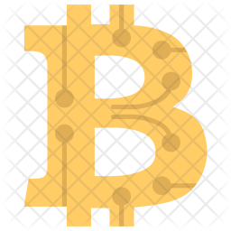 Bitcoin Symbol Icon Of Flat Style Available In Svg Png Eps Ai Icon Fonts