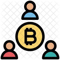 Bitcoin Transaction Problem Icon