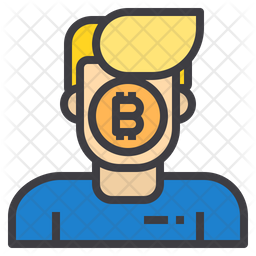 Bitcoin User Icon