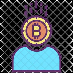 Bitcoin User Icon