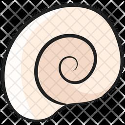 Bivalve Mollusc Icon