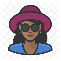Black Female Icon