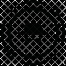 Black Hat Icon