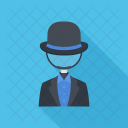 Black, Hat, Seo, Business, Startup, Marketing, Optimization Icon
