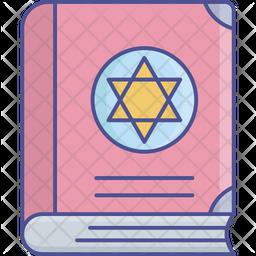 Black Magic Book Icon