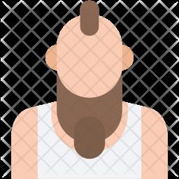 Black Man Icon