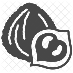 Black Walgrains Icon