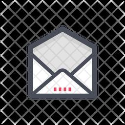 Blank Envelope Icon