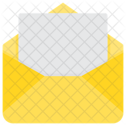 Blank mail Icon