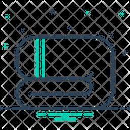 Blanket Line Icon
