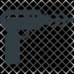Blaster gun Icon