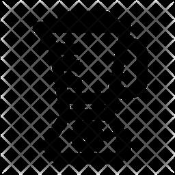 Blender Line Icon
