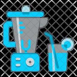 Blender Flat Icon