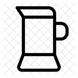 Blenders Line Icon