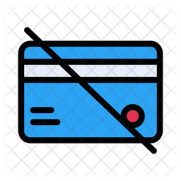 Block Card Icon Of Colored Outline Style Available In Svg Png Eps Ai Icon Fonts