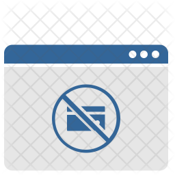 Block Card Icon Of Flat Style Available In Svg Png Eps Ai Icon Fonts