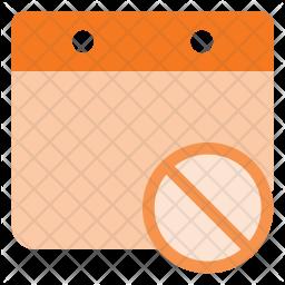 Block event Icon
