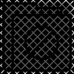 Block Folder Icon