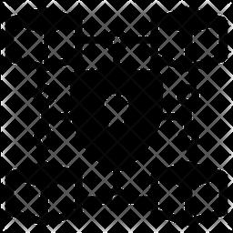 Blockchain Security Icon