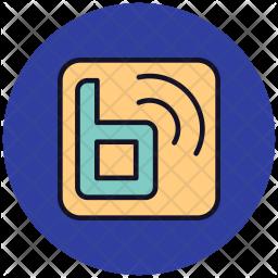 Blog, Online-social, Logo-shop, Store Icon