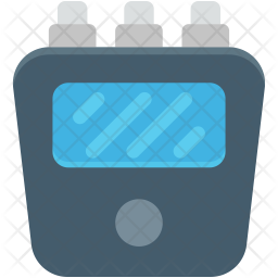 Blood pressure device Icon