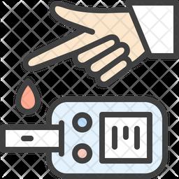 Blood Checker Icon