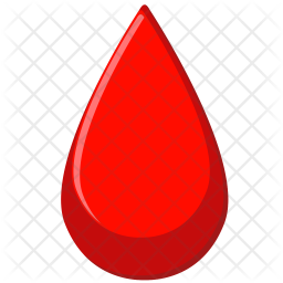 Blood Drop Icon Of Flat Style Available In Svg Png Eps Ai Icon Fonts
