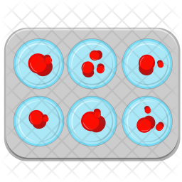 Blood samples Icon
