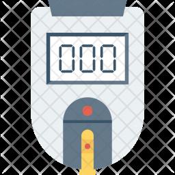 Bloodsugarmeasurement Icon