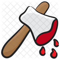Bloody Axe Icon