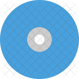 Blu Ray Disc Icon Of Flat Style Available In Svg Png Eps Ai Icon Fonts