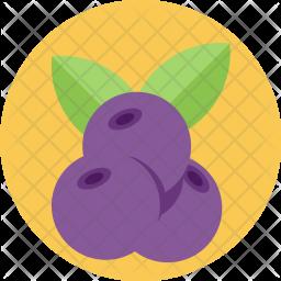 Blueberry, Fruit, Cherries, Juicy, Berries Icon