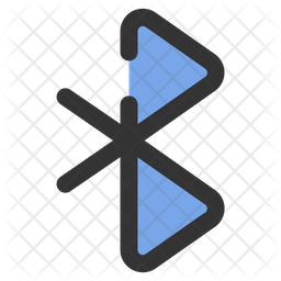 Bluetooth Icon Of Colored Outline Style Available In Svg Png Eps Ai Icon Fonts