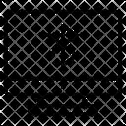 Bluetooth Line Icon