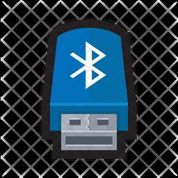 Bluetooth adapter Icon