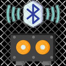 Bluetooth Audio Icon