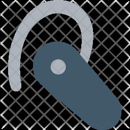 Bluetooth Headset Icon
