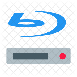 Bluray Disc Player Icon Of Flat Style Available In Svg Png Eps Ai Icon Fonts