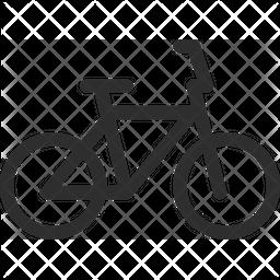 Bmx Bicycle Icon