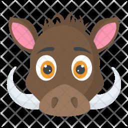 Boar Head Icon