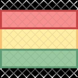 Bolivia Flag Icon