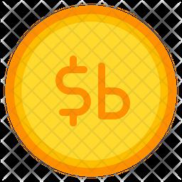 Boliviano Icon