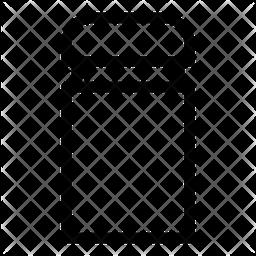 Bollard Icon