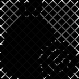 Bonus Point Glyph Icon