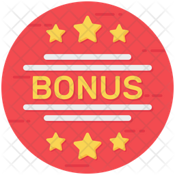 Bonus Symbol Icon of Flat style - Available in SVG, PNG, EPS, AI & Icon  fonts