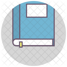 Book, Dairy, Note, Write, Tag, Mark, Important, Office, Log Icon