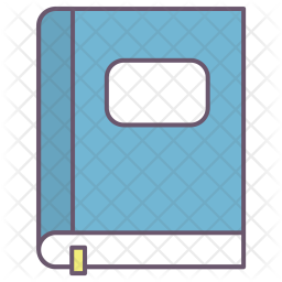 Book, Dairy, Note, Write, Tag, Mark, Important, Office, Log, Stationery Icon