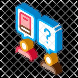 Book Discussion Icon