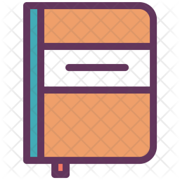 Book, Guide, Cook, Cooking, Recipe, Notebook Icon